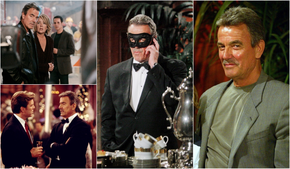 Victor Newman's villainy through the years Young and Restless