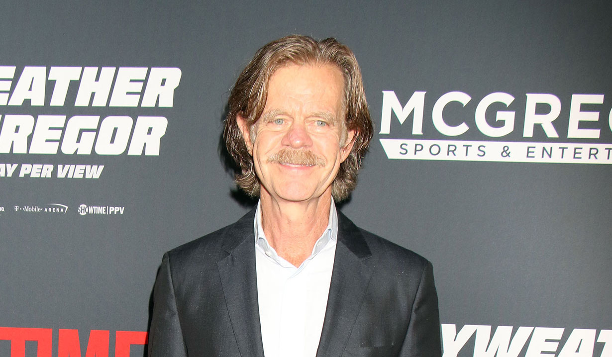 William H Macy on Another World