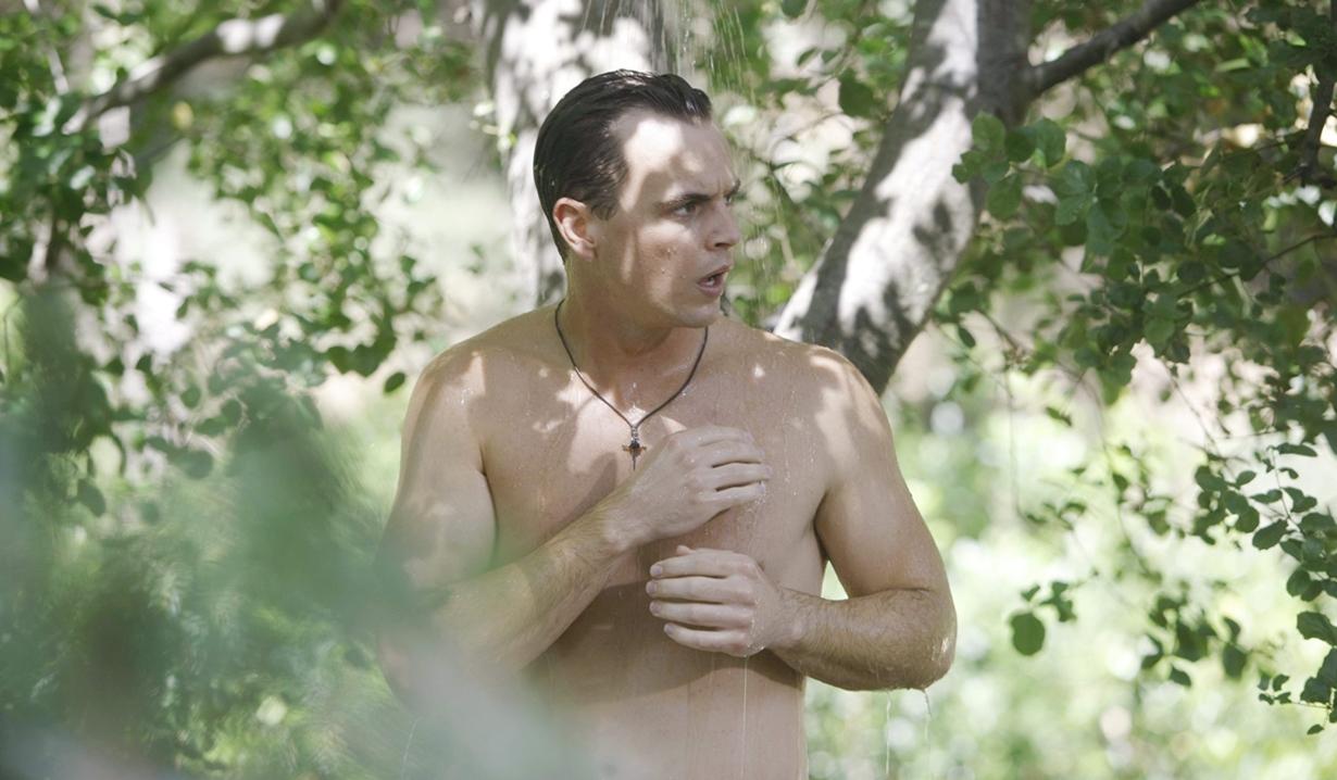 Wyatt shower naked Bold and Beautiful
