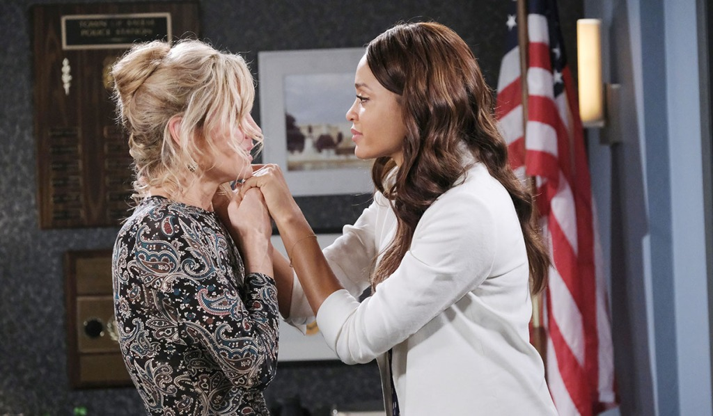 lani helps kristen days of our lives