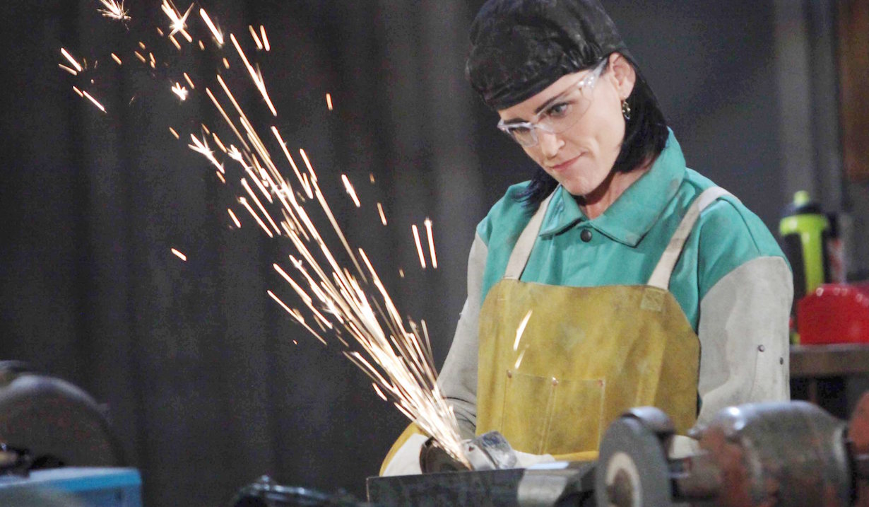 soap characters in quarantine bb quinn welding
