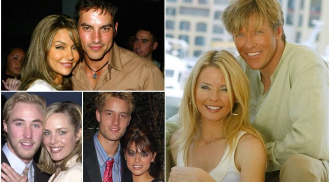 justin hartley soap couple real life breakup divorce