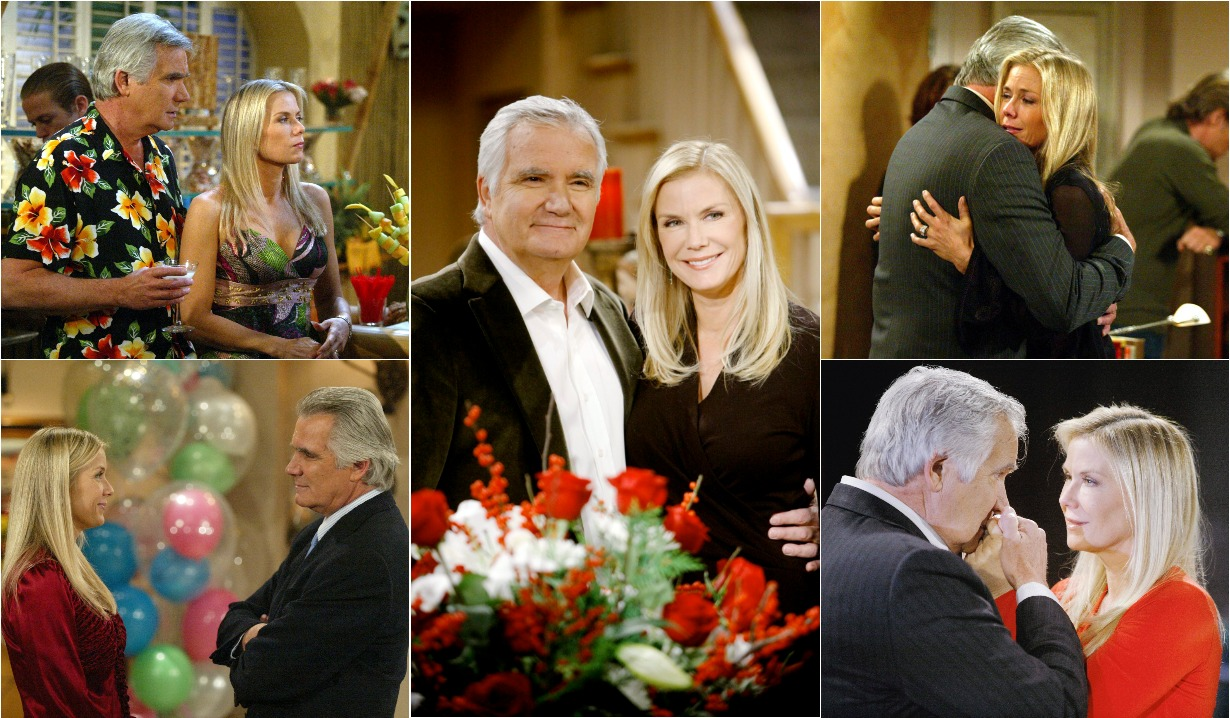 brooke and eric's love story bold and beautiful