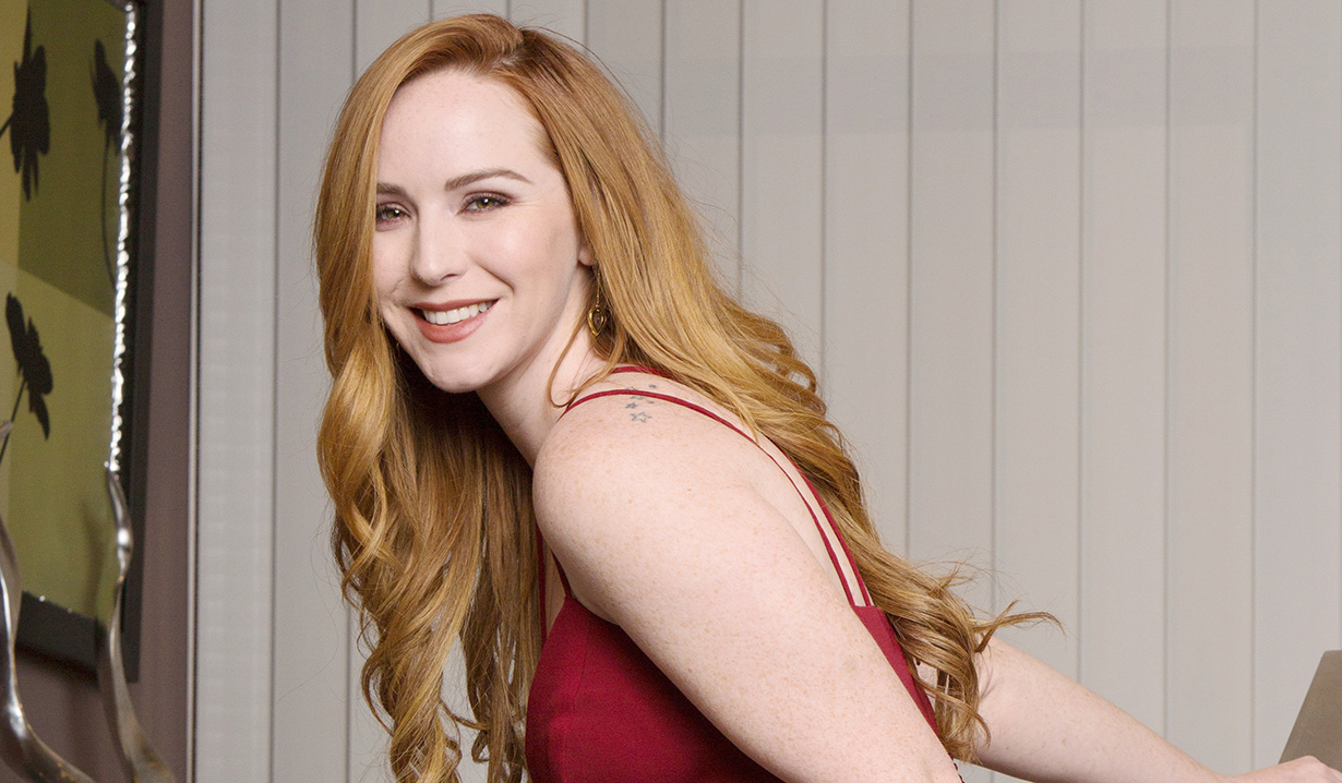 Young & Restless' Camryn Grimes Comes Out As Bi-Sexual…& Wants to Be CW's Batwoman