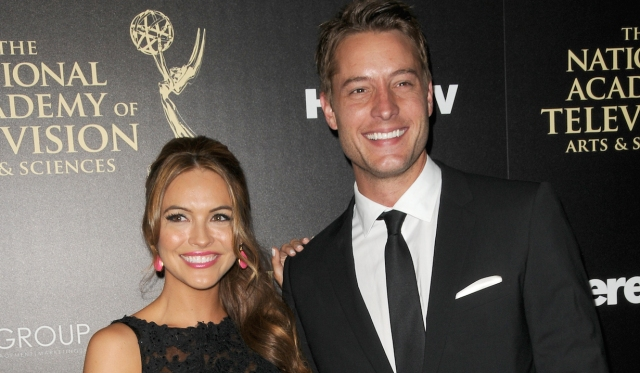 Chrishell Stause, Justin HartleyThe 41st Annual Daytime Emmy Awards The Beverly Hotel Beverly Hills, CA 6/22/14 © Jill Johnson/jpistudios.com 310-657-9661