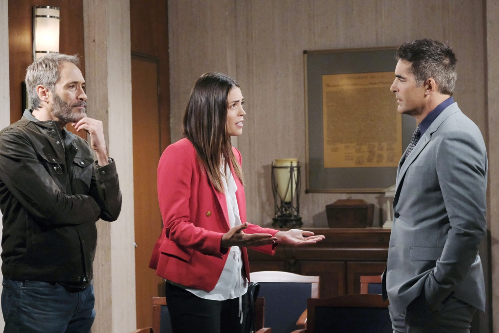 zoey, orpheus and rafe before court days of our lives