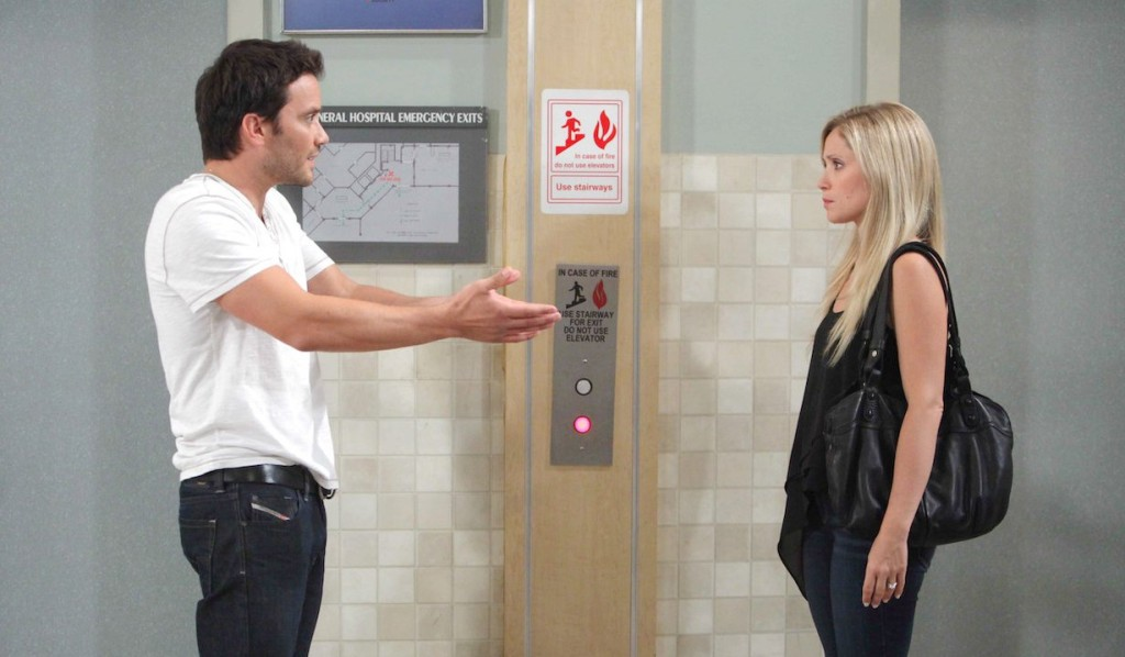 Dante and Lulu fight on GH