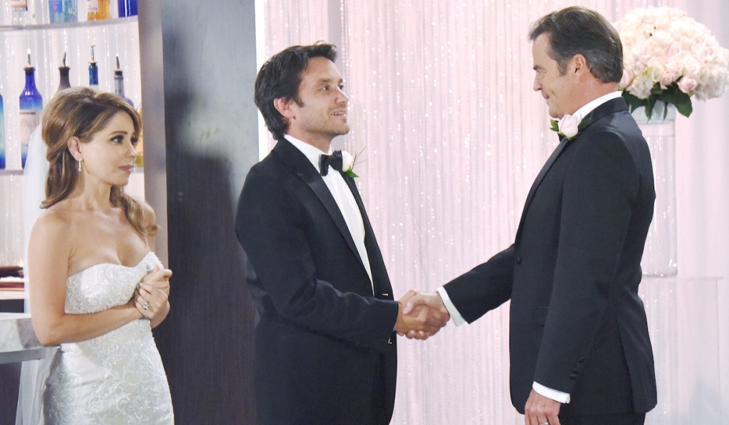 Dante welcomes Ned to the family on GH