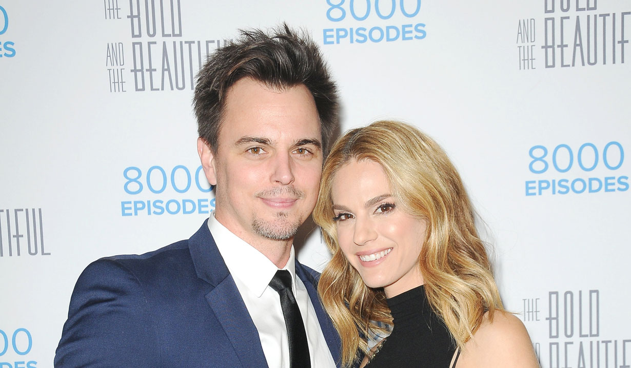 interview darin brooks and kelly kruger B&B Y&R
