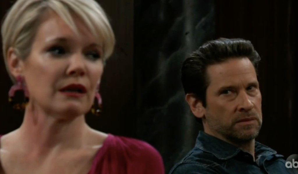 Franco gets honest with Ava on General Hospital