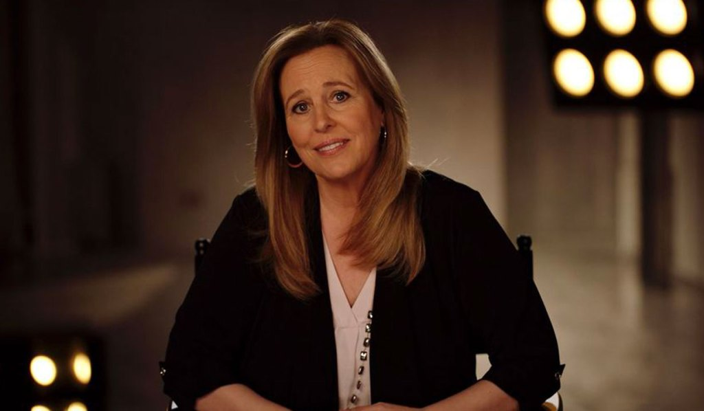 Genie Francis of GH on Story of Soaps