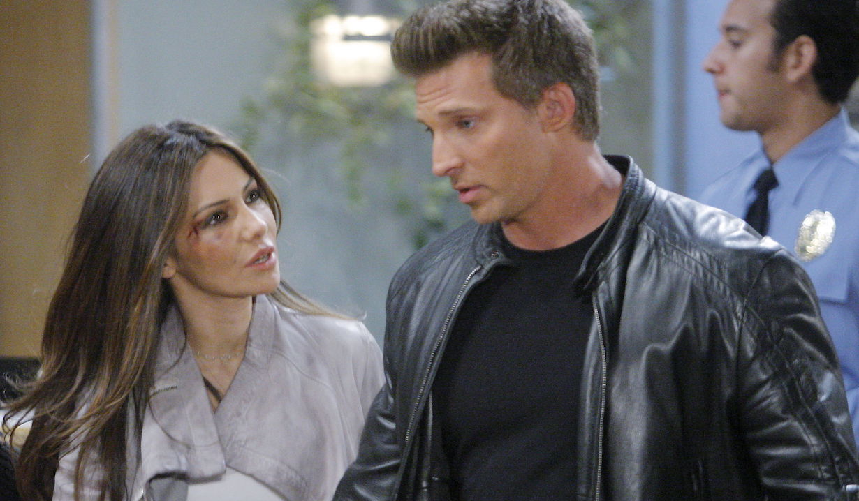 general hospital jason sam break up brenda