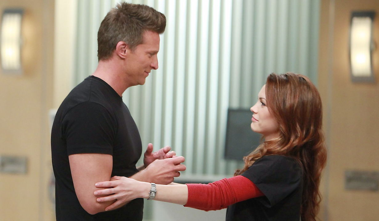 general hospital jason sam break up liason liz