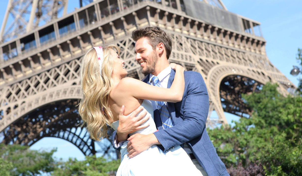 hope and liam in paris bold and beautiful
