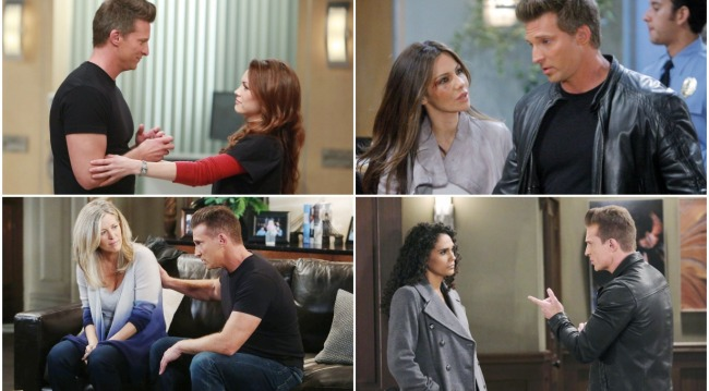 general hospital jason sam break up new romance