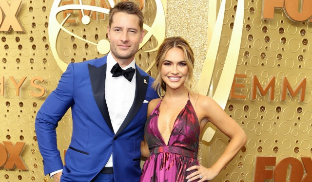 Justin Hartley and Chrishell Stause71st Annual Primetime Emmy Awards, Arrivals, Microsoft Theatre, Los Angeles, USA - 22 Sep 2019