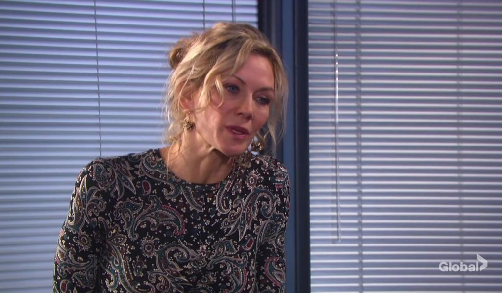 kristen wants to off vic days of our lives