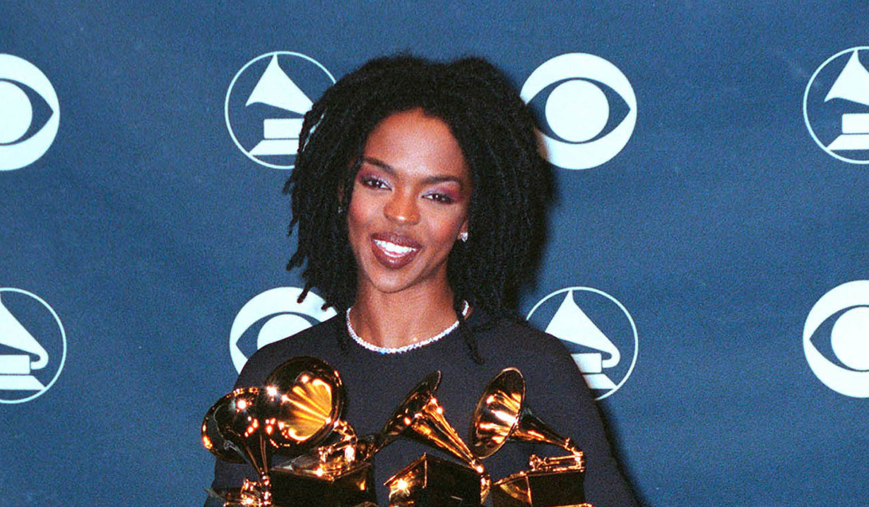 Lauryn Hill on As the World Turns