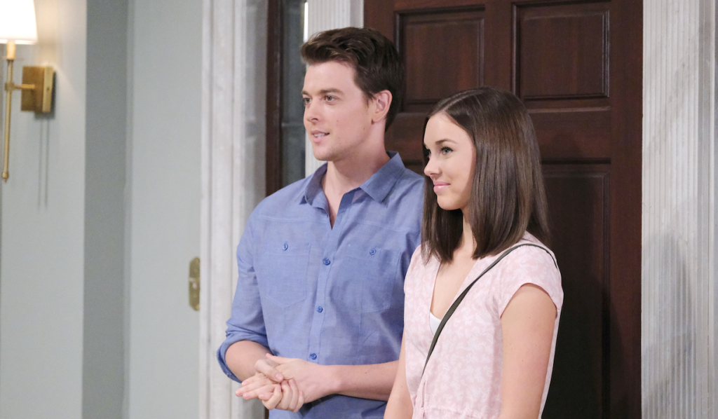 Michael and Willow get married on GH
