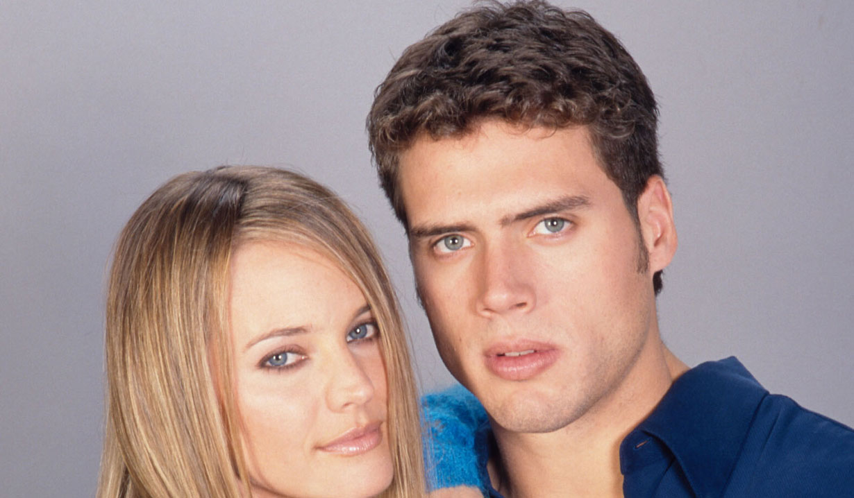 nick and Sharon younger year young and the restless