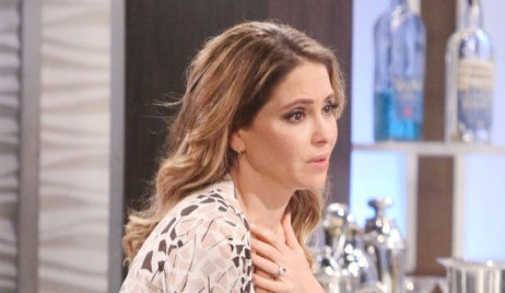 olivia becomes upset general hospital