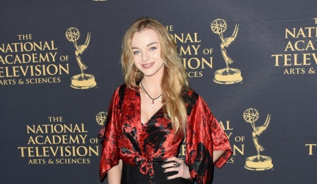 Olivia Rose Keegan attends the 2019 Daytime Emmy Nominee Reception at Castle Green in Pasadena, California on May 1, 2019© Jill Johnson/jpistudios.com310 657 9661