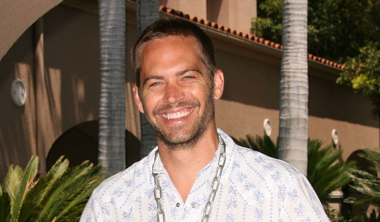 Paul Walker on Young and Restless