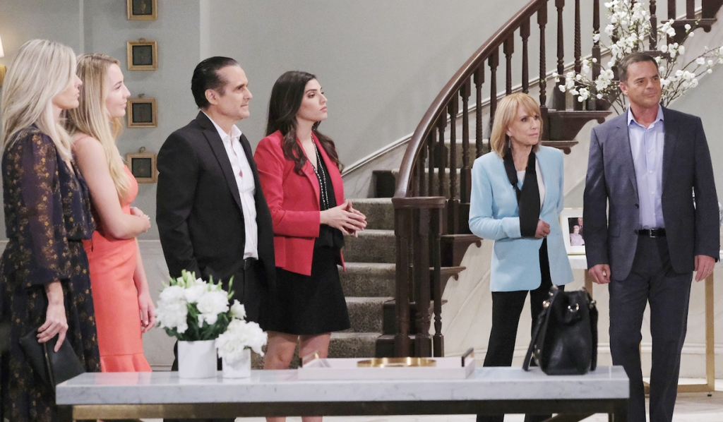 Quartermaines & Corinthoses on GH