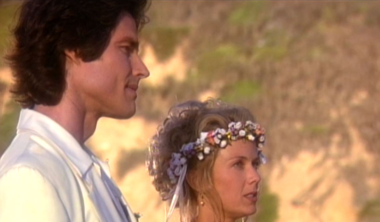 ridge and brooke at point dume listen to minister 1994 wedding bold and beautiful