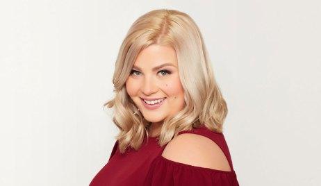 Risa Dorken of General Hospital deals with Bipolar Disorder