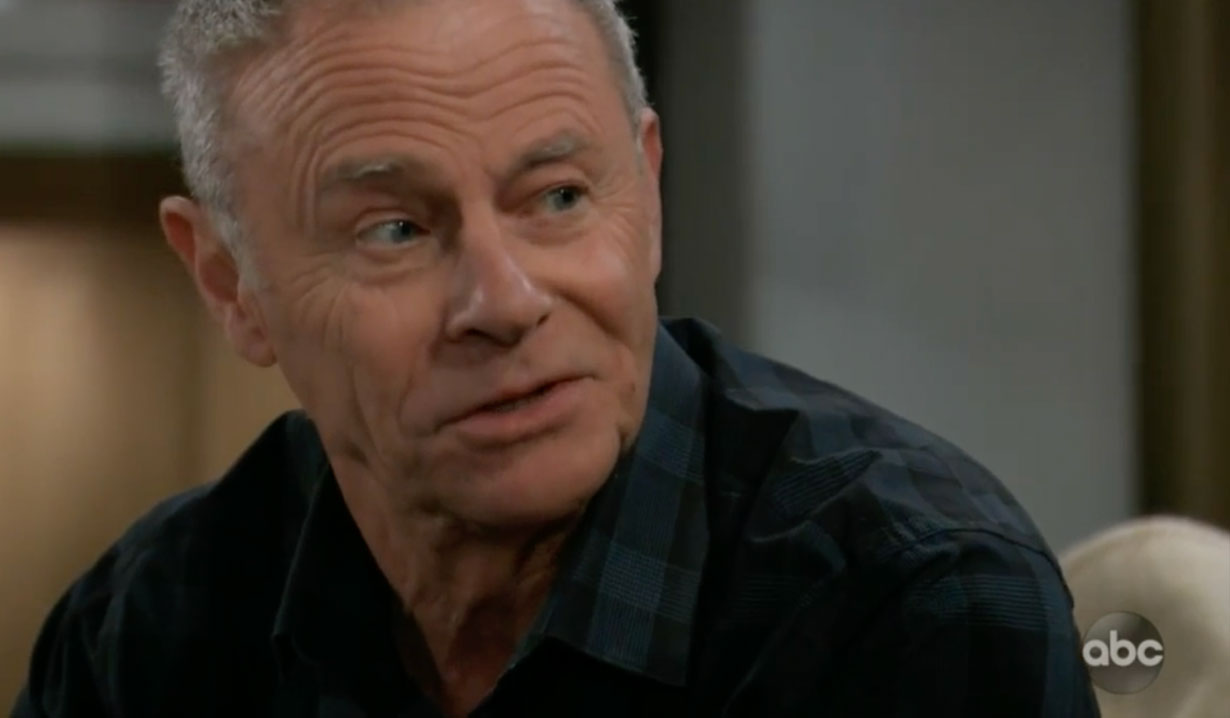 Robert reveals details on Holly's death on GH