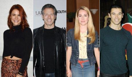 Soap Actor Interviews for April