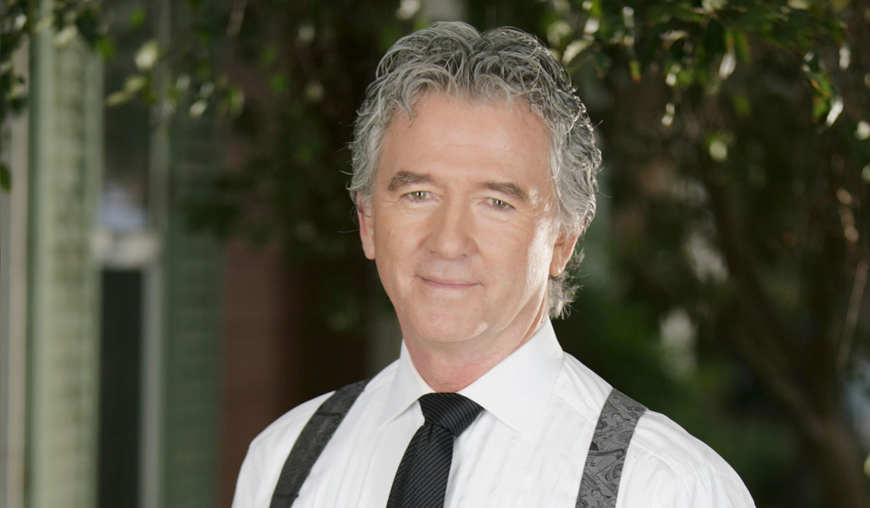 stephen logan played by patrick duffy bold and beautiful
