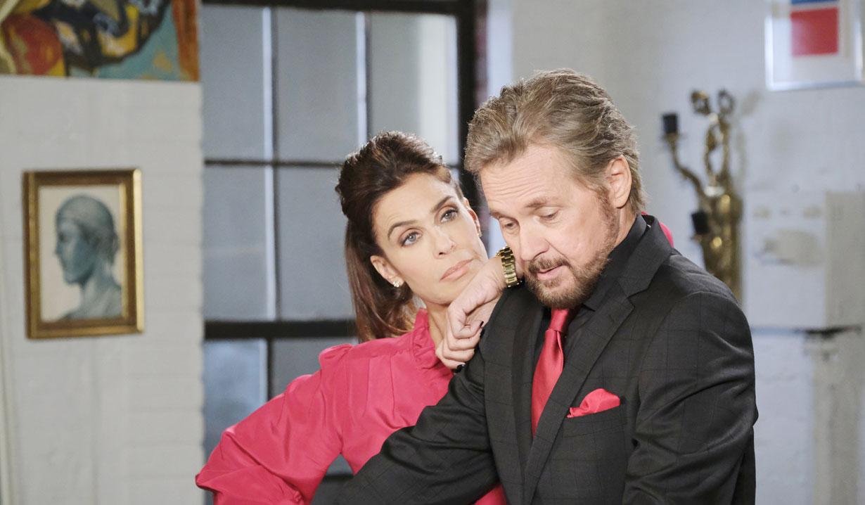 Stevano and Gina plot on Days