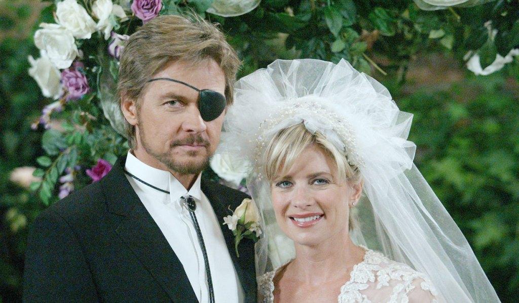 Steve and Kayla's 2006 Wedding on Days