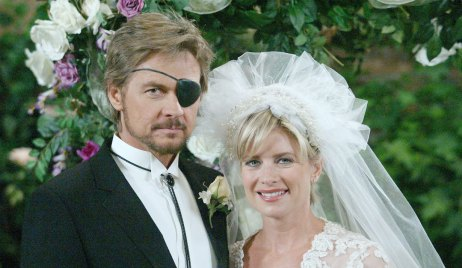 Steve and Kayla's 2006 Wedding on Days