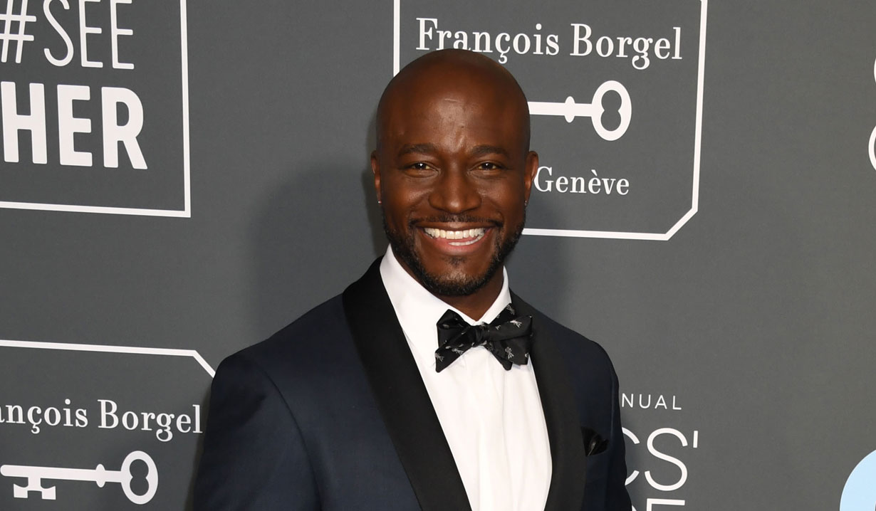 Taye Diggs on Guiding Light