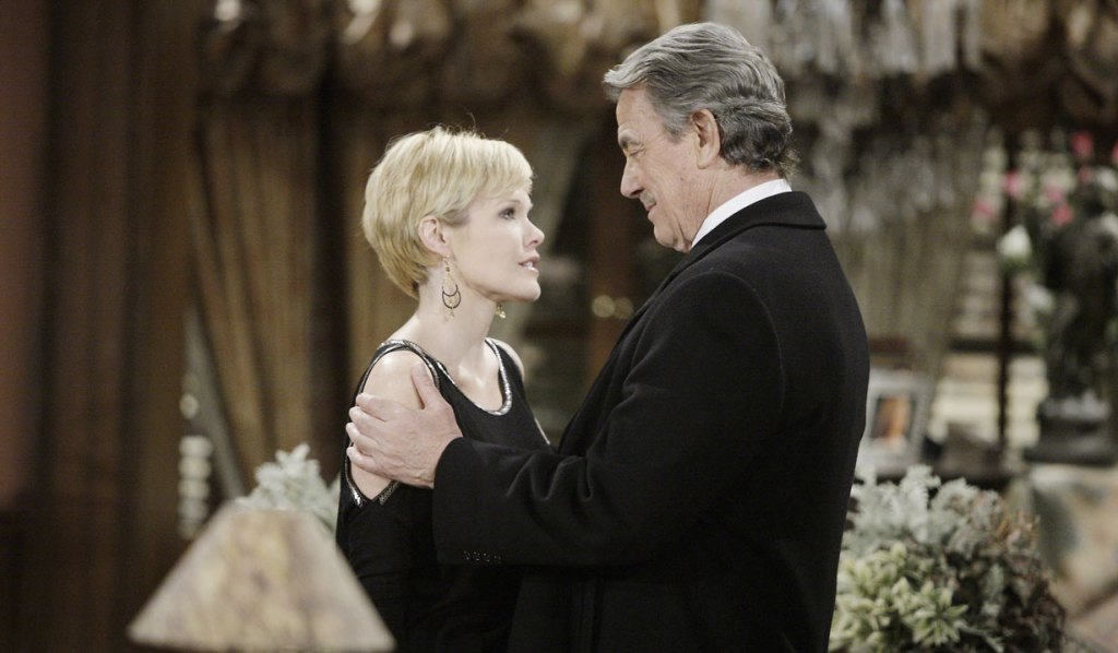 victor and diane as maura west yr