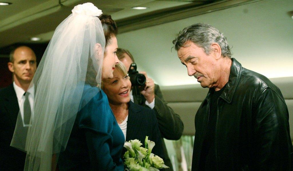 victor and meggie vegas wedding Y&R