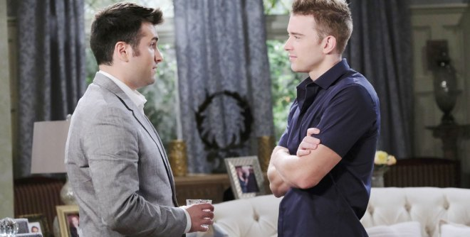 will and sonny make life changing decision DAYS