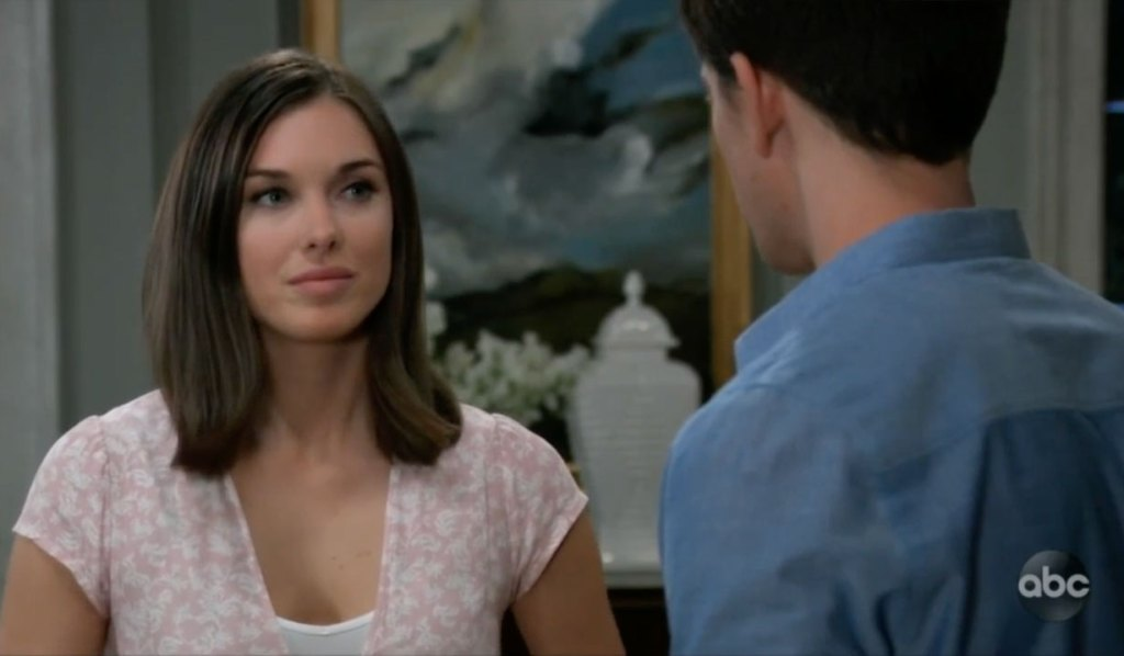 Willow agrees to marry Michael on GH