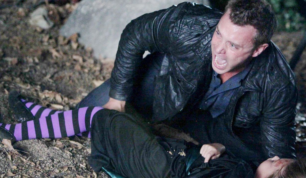 who killed young restless delia billy dead