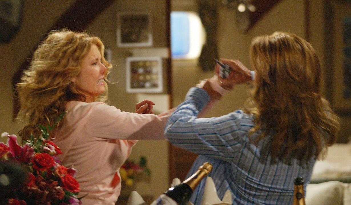 soap best slaps sheila hits lauren