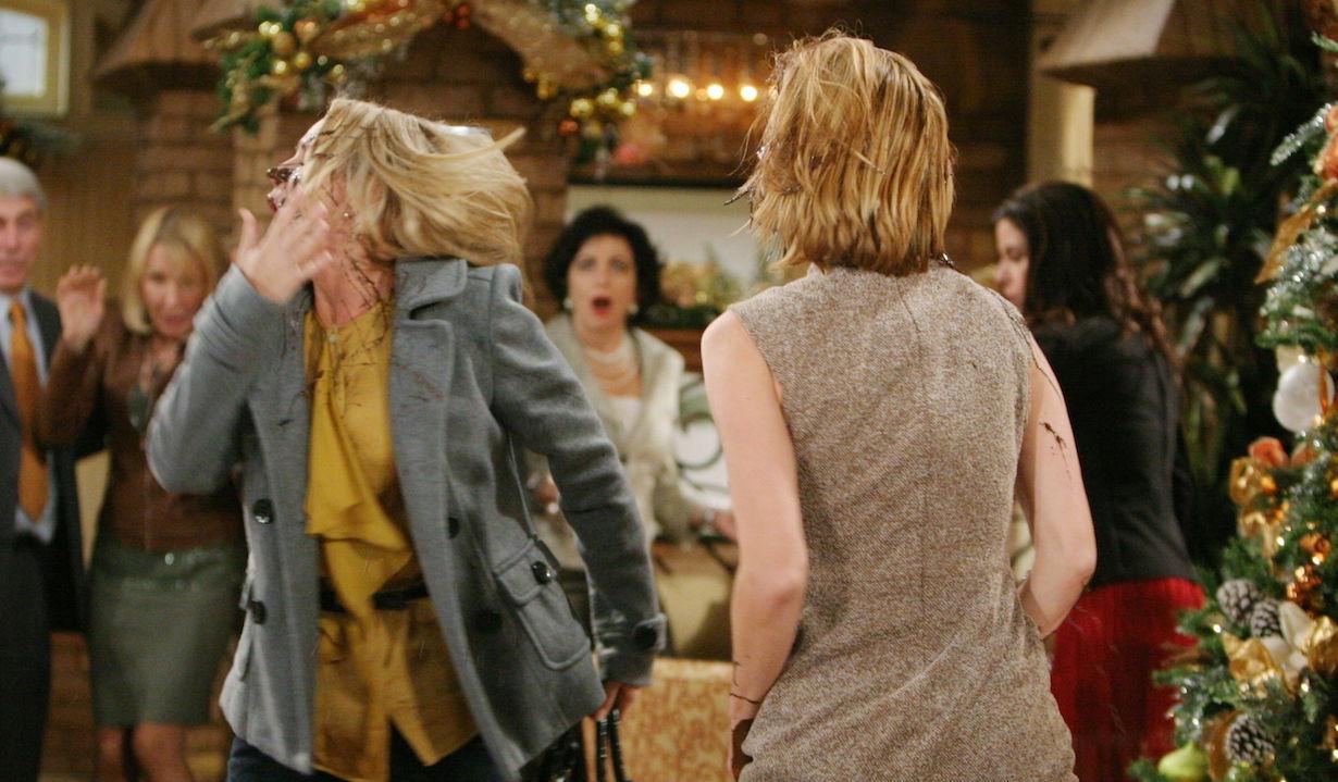 soap best slaps phyllis hits sharon
