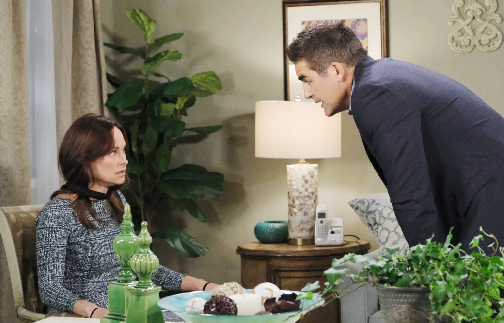 Rafe finds zoey tied up DAYS