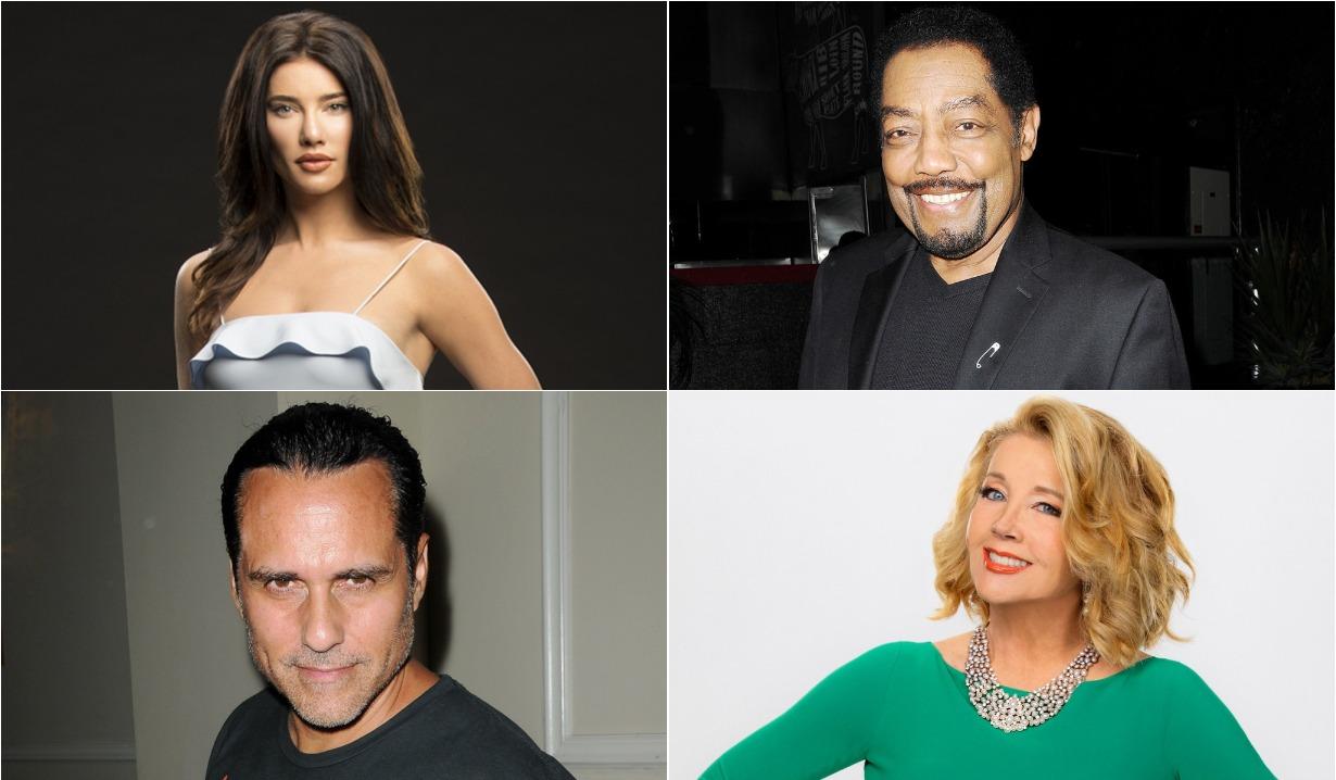 2020 Daytime Emmy Presenters B&B, Days, GH, Y&R