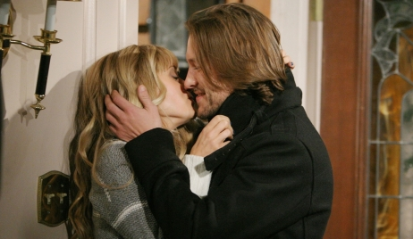 Abby, Daniel kiss romance week Y&R