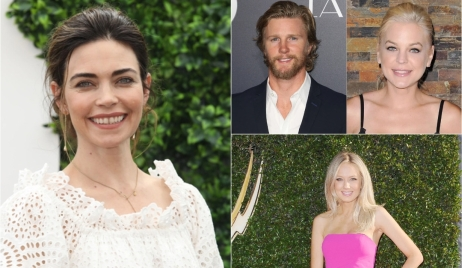 Amelia Heinle, Thad Luckinbill, Melissa Ordway, Kirsten Storms, GH, Y&R