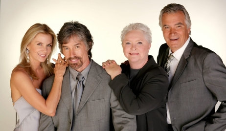 Brooke, Ridge, Stephanie, Eric, B&B