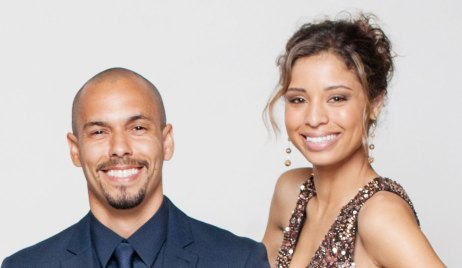 Brytni Sarpy and Bryton James move in together Y&R